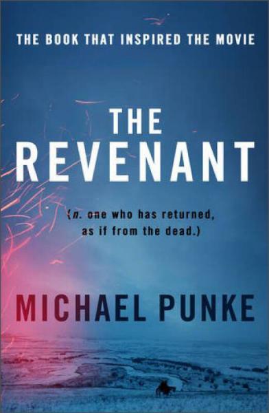 THE REVENANT 荒野猎人 英文原版