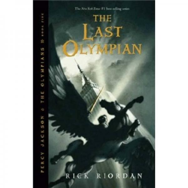 Percy Jackson Book 5: Last Olympian[最后的奥林匹亚神]