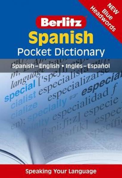 Berlitz Spanish Pocket Dictionary