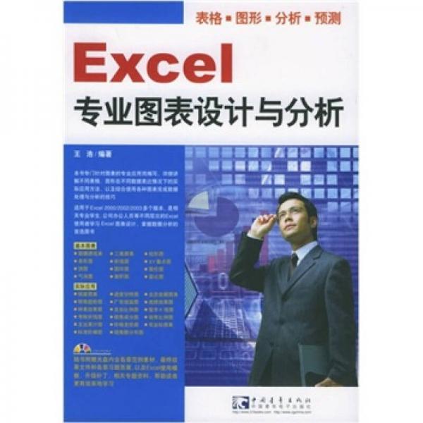 Excel 专业图表设计与分析