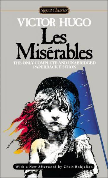 Les Misérables (Signet Classics)[悲惨世界]
