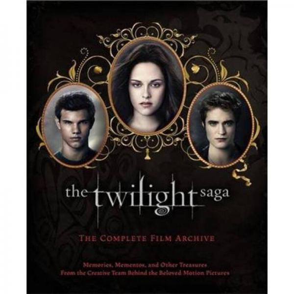 The Twilight Saga: The Complete Film Archive[暮光之城完全电影档案]