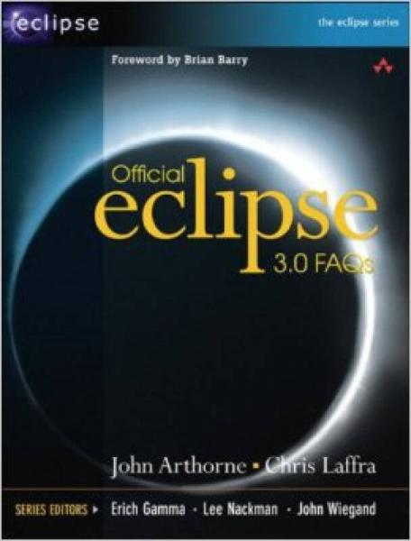 Official Eclipse 3.0 FAQs [With CDROM]