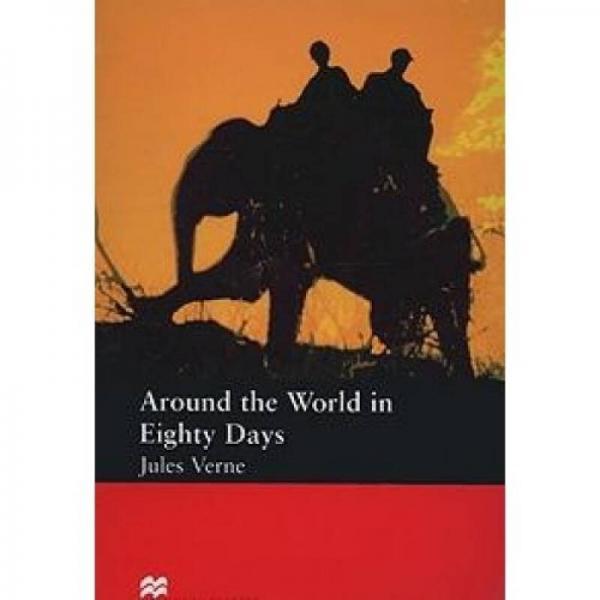 Macmillan Readers Around The World In Eighty Days Starter Reader