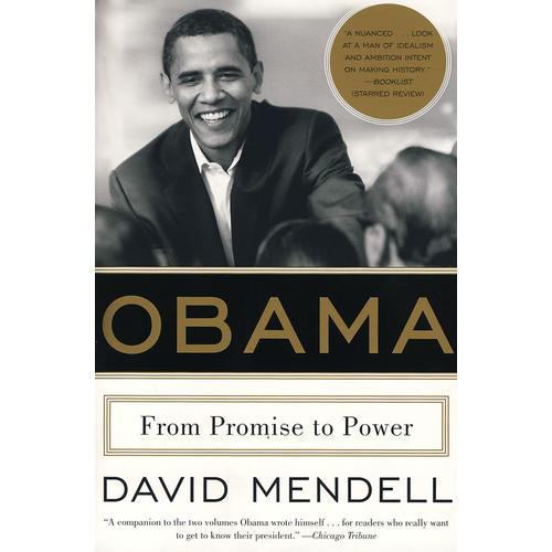 OBAMA: FROM PROMISE TO POWER(奥巴马)