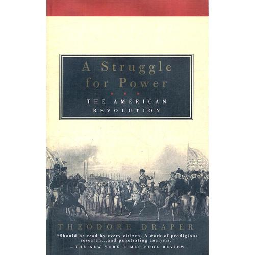 STRUGGLE FOR POWER, A