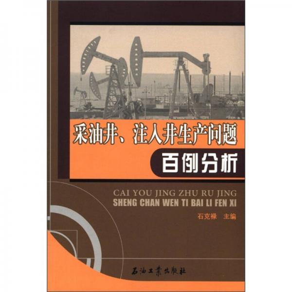 采油井、注入井生产问题百例分析