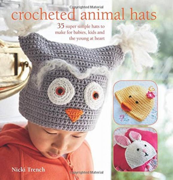 Crocheted Animal Hats