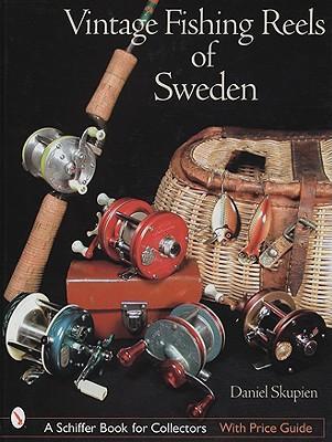 VintageFishingReelsofSweden