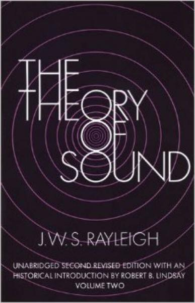 The Theory of Sound, Volume Two