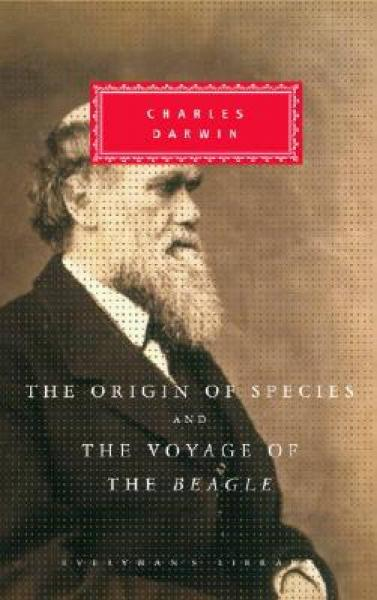 The Origin of Species and The Voyage of the Beagle: Introduction by Richard Dawkins