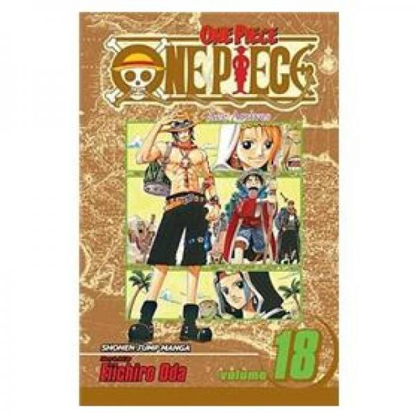 One Piece, Volume 18