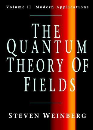 The Quantum Theory of Fields, Volume 2