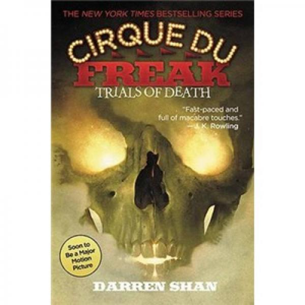 Cirque Du Freak #5