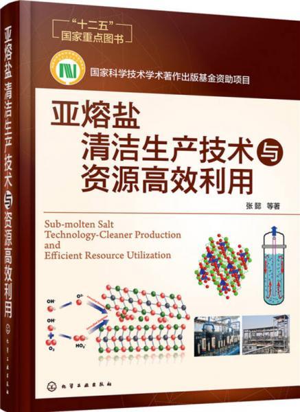 亚熔盐清洁生产技术与资源高效利用