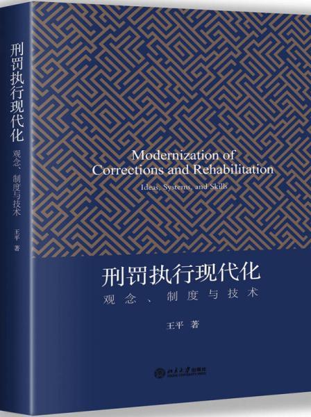 刑罚执行现代化(观念制度与技术)