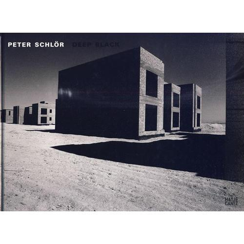 深黑色 PETER SCHLOR:DEEP BLACK