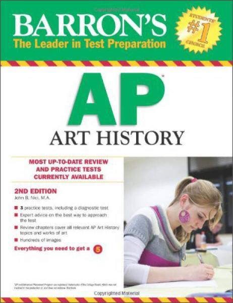 Barrons AP Art History, 2nd Edition