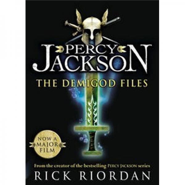 Percy Jackson: The Demigod Files波西杰克逊:缺爱的半神
