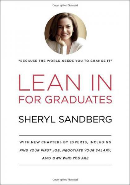 Lean In for Graduates 英文原版