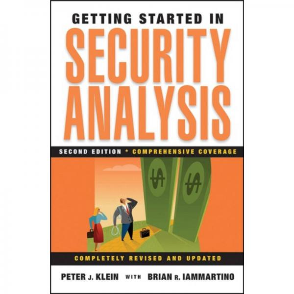 Getting Started in Security Analysis  安全分析入门,第2版