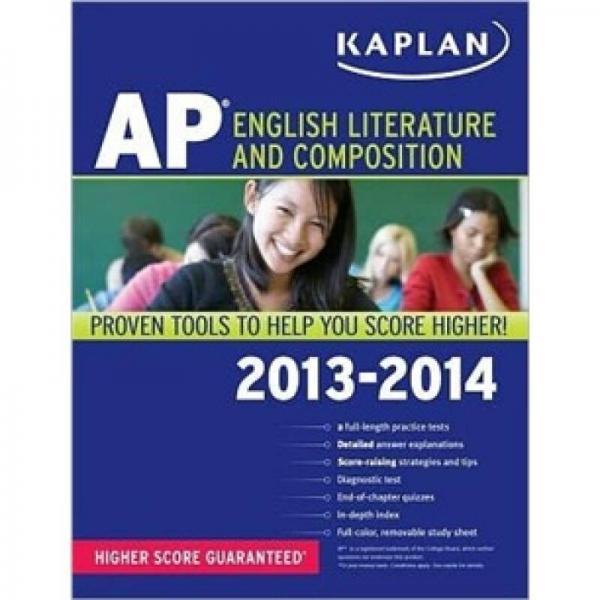 Kaplan AP English Literature and Composition 2013-2014