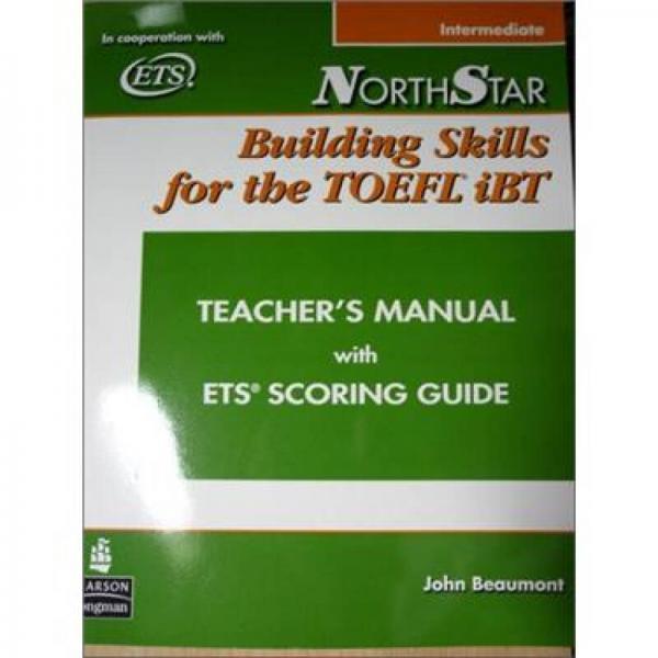 Northstar Building Skills For The Toefl Ibt: Intermediate