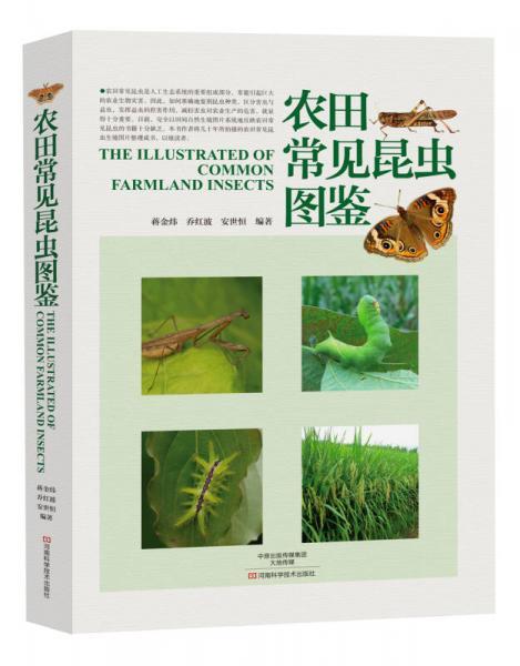 农田常见昆虫图鉴