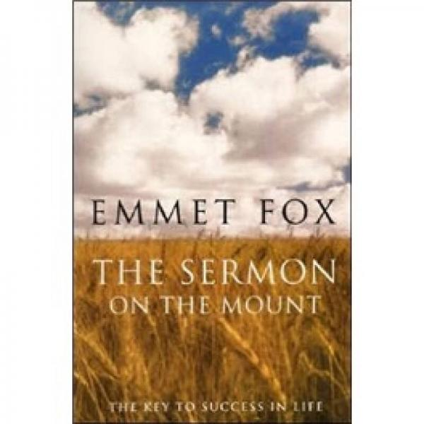 Sermon on the Mount The