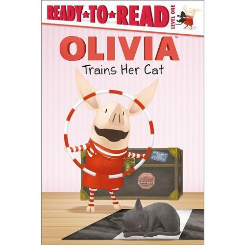 OLIVIA Trains Her Cat 奥莉薇训猫9781416982968