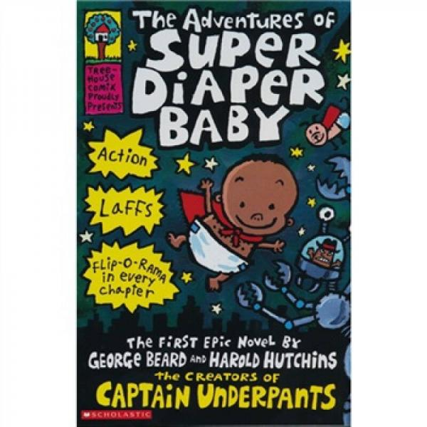 The Adventures of Super Diaper Baby  超级尿布宝宝历险记