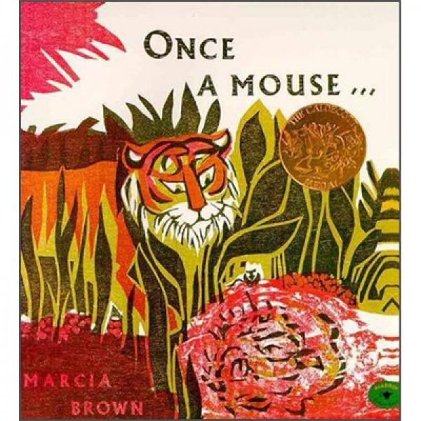 Once a Mouse  从前有一只老鼠