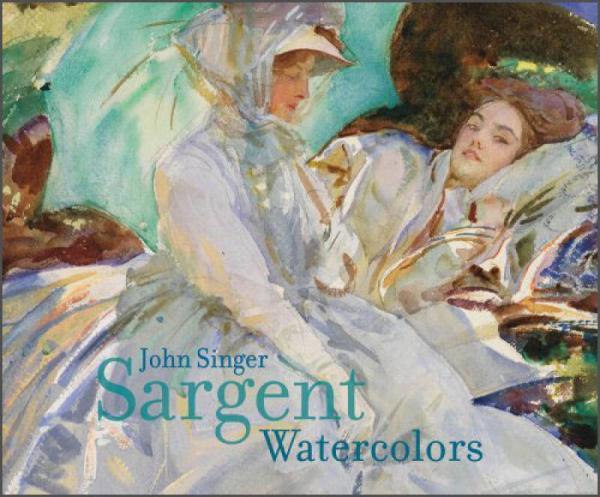 John Singer Sargent: Watercolors[约翰歌手萨金特水彩]