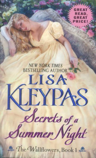Secrets of a Summer Night (The Wallflowers, Book 1)[夏夜的秘密,