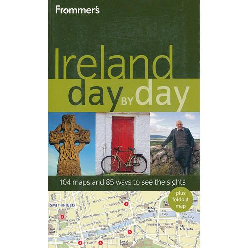FrommerS Ireland Day By Day, 1St Edition