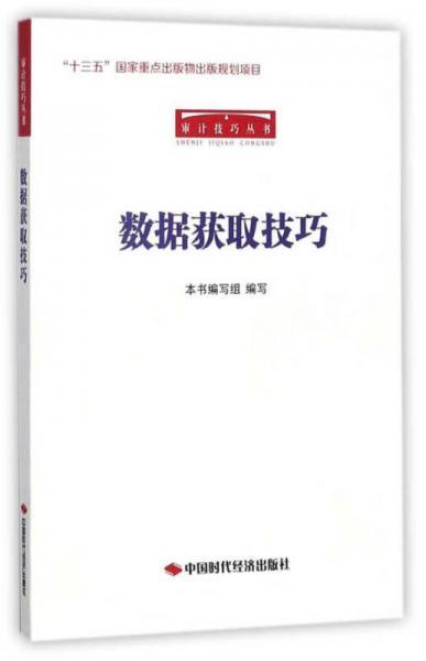 数据获取技巧/审计技巧丛书