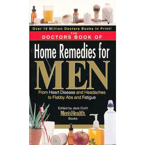 DRS BK OF HOME REMEDIES/MEN