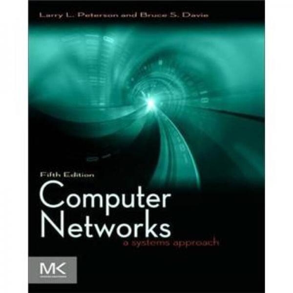 Computer Networks计算机网络:系统方法,第5版