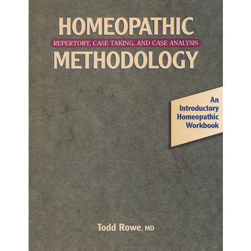 HOMEOPATHIC METHODOLOGY