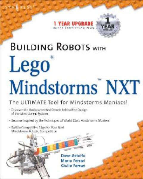 BuildingRobotswithLegoMindstormsNXT