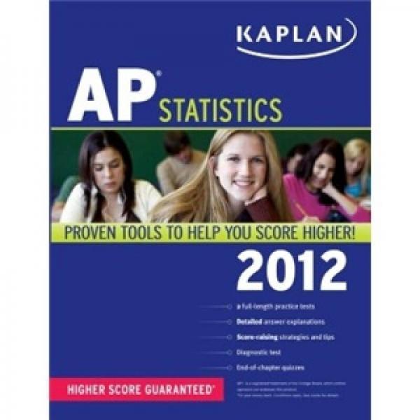 Kaplan AP Statistics 2012