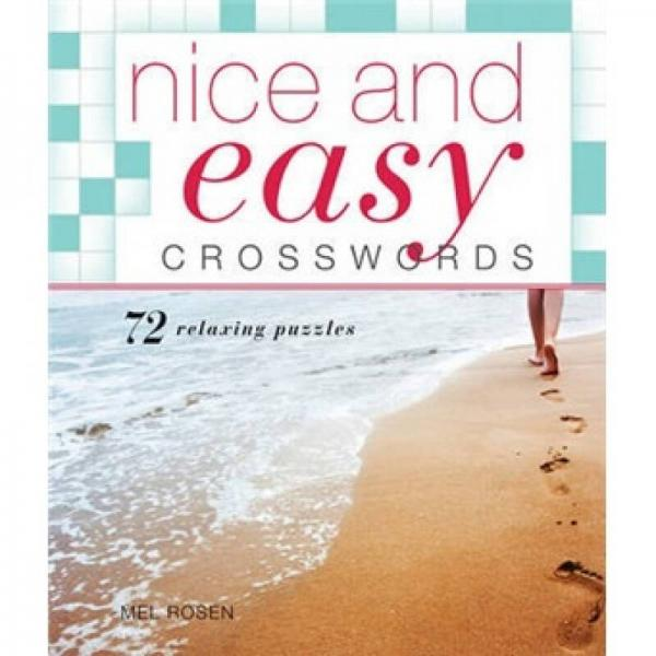 Nice & Easy Crosswords