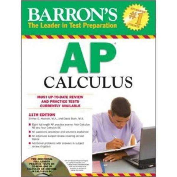 Barrons AP Calculus , 11th Edition