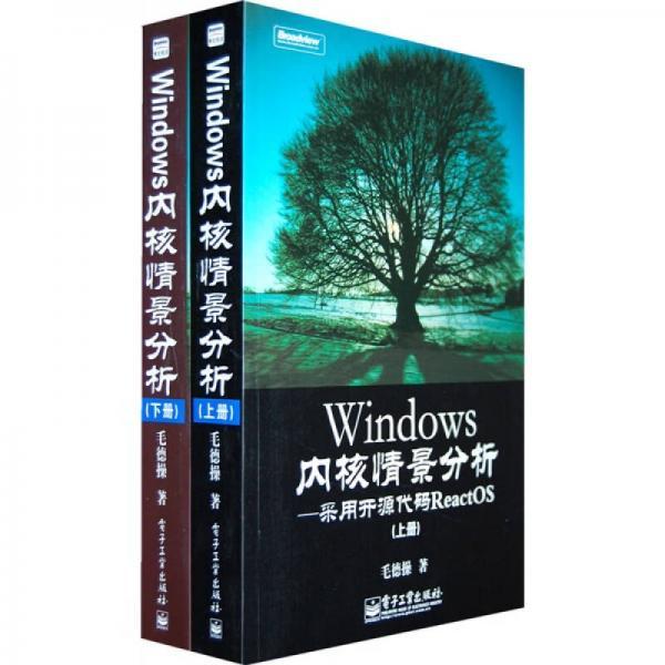 Windows内核情景分析