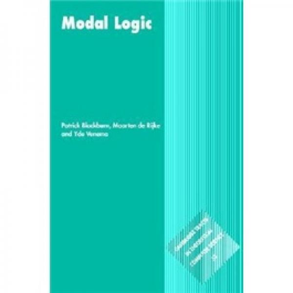 Modal Logic (Cambridge Tracts in Theoretical Computer Science)