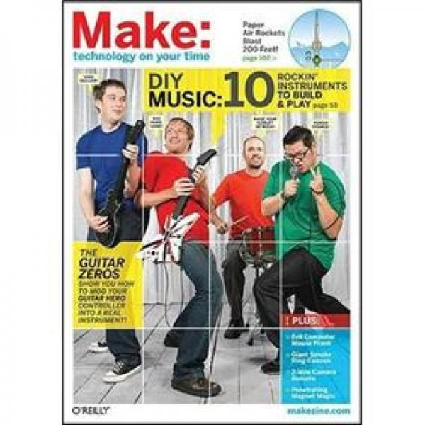 Make: Technology on Your Time Volume 15