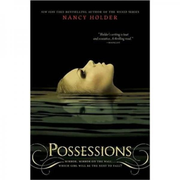 Possessions Possessions Series : Book 1