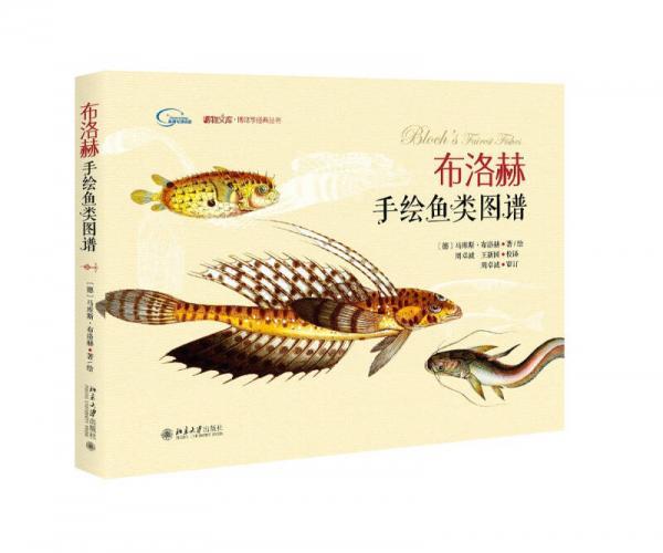 布洛赫手绘鱼类图谱