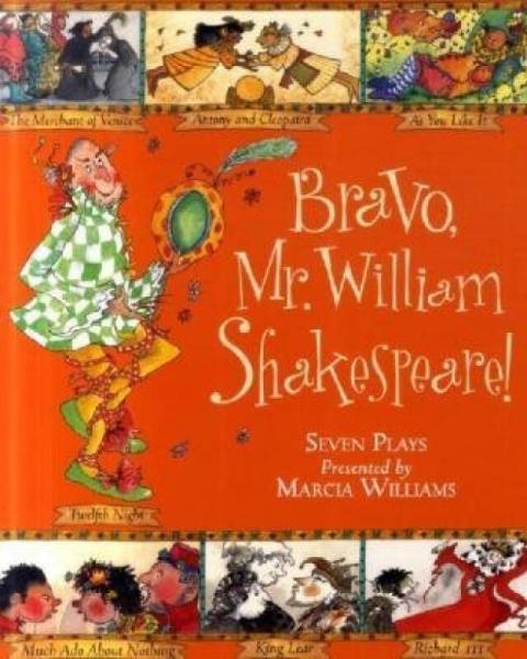 Bravo,Mr. William Shakespeare!