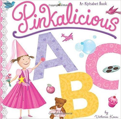 PinkaliciousABCAnAlphabetBook